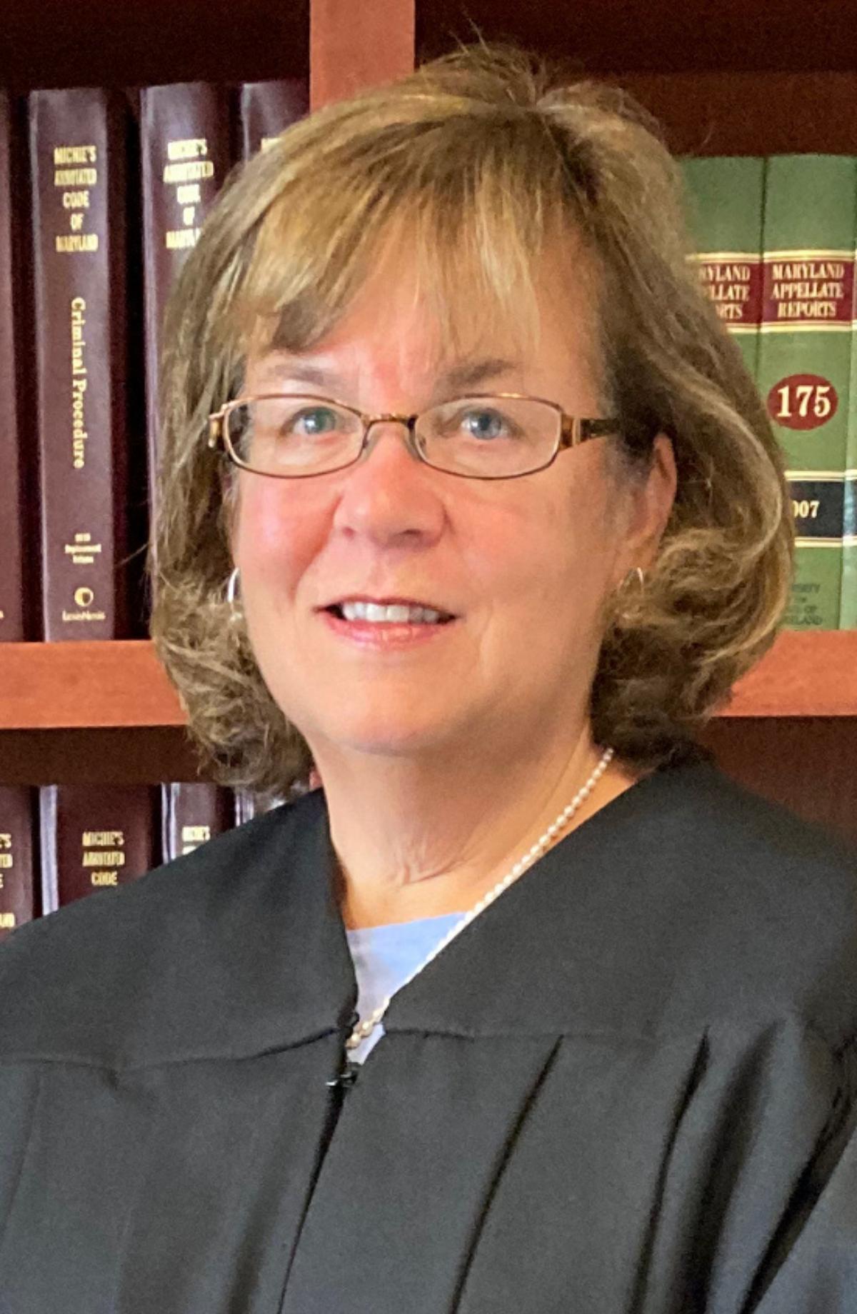 Headshot of Judge Judith Ensor