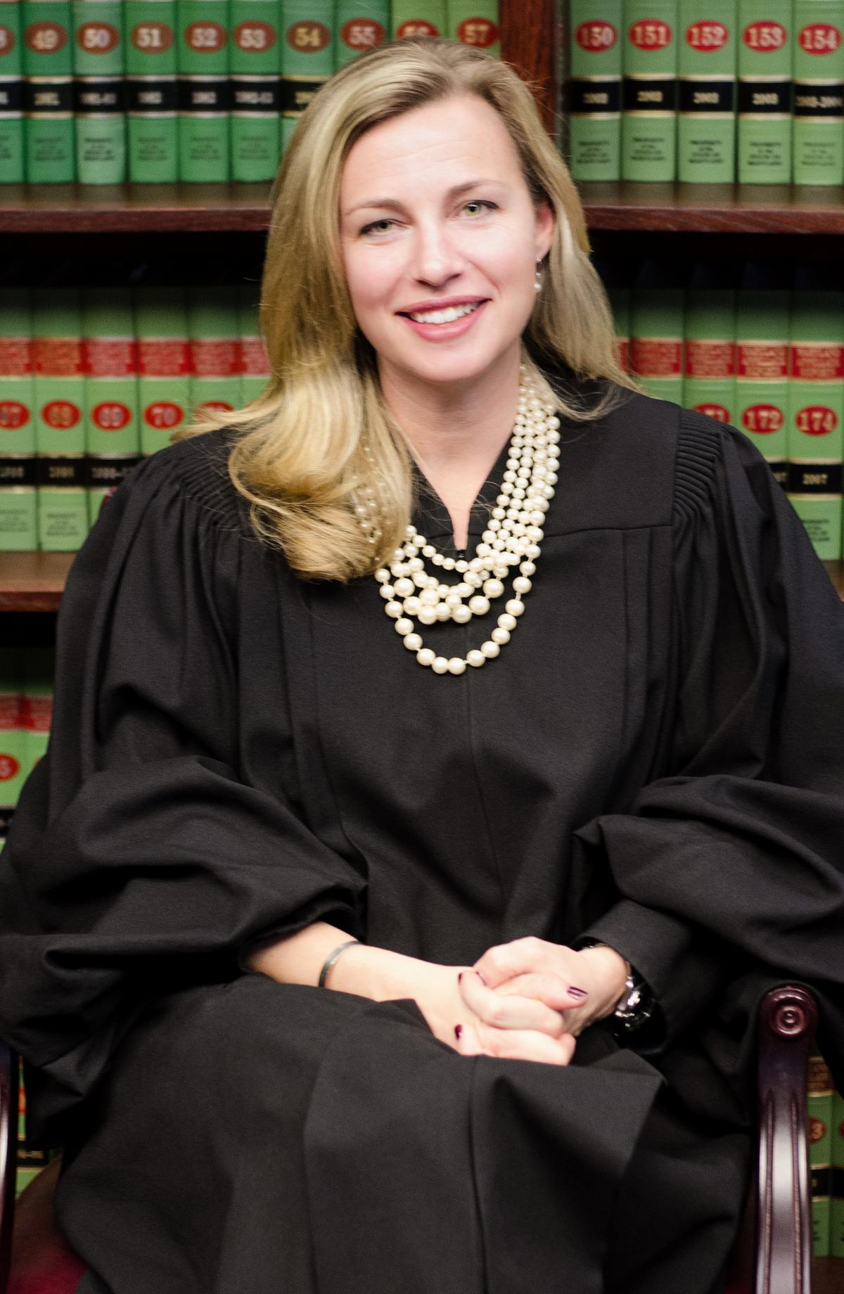 Judge Stacy Mayer Headshot